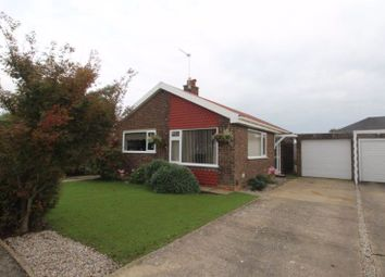 Thumbnail Detached bungalow for sale in Rowan Close, Bradwell, Great Yarmouth