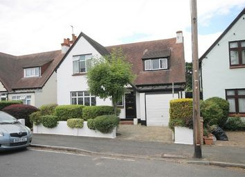 Thumbnail 3 bed detached house for sale in Demesne Road, Wallington, Surrey