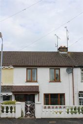 Thumbnail 3 bed terraced house for sale in Third Avenue, Newry