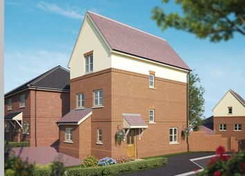 Thumbnail 3 bed detached house for sale in Hartley Row Park, Fleet Road, Hartley Wintney, Hampshire