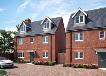 Plot 15, Deanfield Place, Reading Road, Cholsey, Oxfordshire OX10. 4 bed detached house for sale