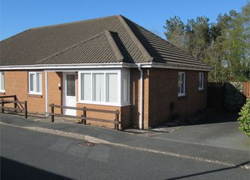 Thumbnail 2 bed terraced bungalow for sale in Gwaun View, Fishguard, Pembrokeshire