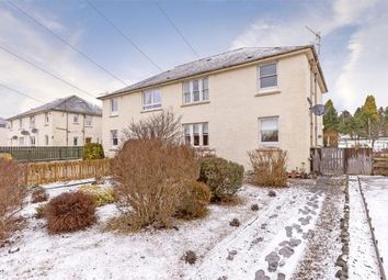 Thumbnail 2 bed flat for sale in Abbey Crescent, Scone, Perth