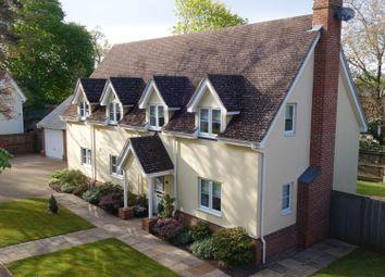 Thumbnail 4 bedroom property for sale in Hilltop, Horringer Road, Bury St. Edmunds
