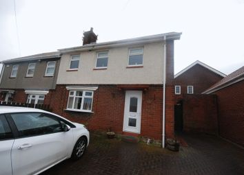 Thumbnail 3 bedroom property for sale in Woodlea, Newbiggin-By-The-Sea