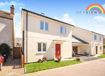 Thumbnail 4 bed link-detached house for sale in Lakenheath, Brandon, Suffolk