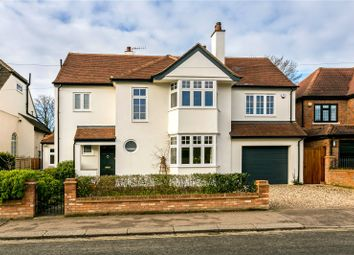 Thumbnail 5 bed detached house for sale in Shepherds Road, Watford, Hertfordshire