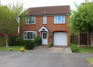 Thumbnail 4 bed detached house for sale in Augustines Road, Lincoln