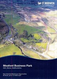 Thumbnail Commercial property to let in Meaford Business Park, Stone, Staffs