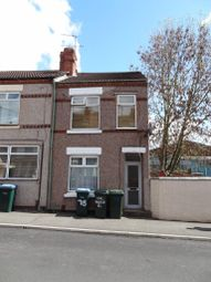 Thumbnail 5 bed end terrace house to rent in Aldbourne Road, Radford, Coventry