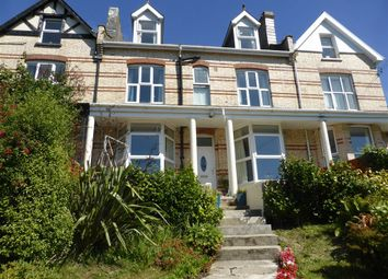 Thumbnail 8 bed terraced house for sale in Furse Hill Road, Ilfracombe
