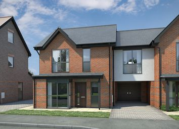 "Thumbnail 3 bedroom property for sale in ""The Girling"" at Hornbeam Place, Reading"