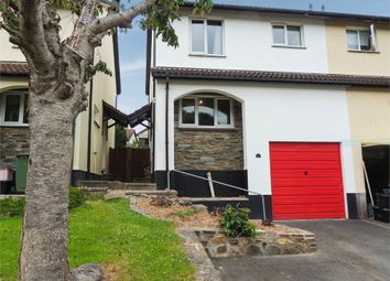Thumbnail 3 bed semi-detached house for sale in Woodland Close, Barnstaple, Devon