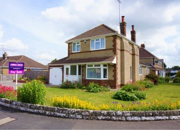 Thumbnail 4 bed detached house for sale in Highclere Avenue, Swindon