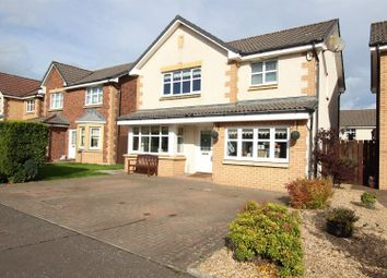 Thumbnail 4 bed property for sale in Toftcombs Crescent, Stonehouse, Larkhall