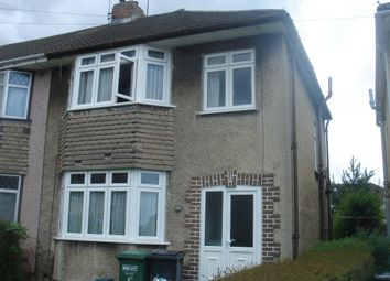 Thumbnail 4 bed end terrace house to rent in Mortimer Road, Bristol