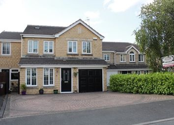 Thumbnail 5 bed detached house for sale in Hurst Close, Shirebrook Park, Glossop