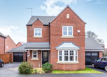 Thumbnail 3 bedroom detached house to rent in Wentworth Avenue, Elmesthorpe, Leicester