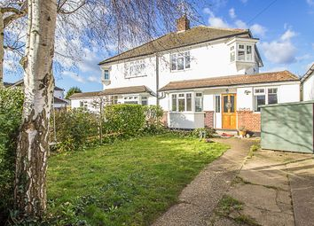 Thumbnail 4 bed property for sale in Balmoral Crescent, West Molesey