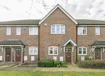 Thumbnail 2 bed terraced house for sale in Chessington Road, West Ewell, Surrey