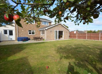 Thumbnail 5 bed detached house for sale in Longfield Way, Lowestoft, Suffolk