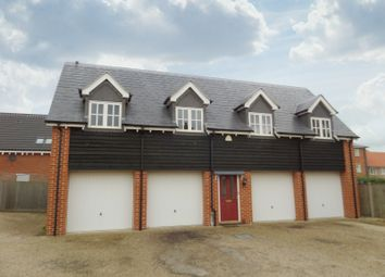 Thumbnail 2 bedroom property for sale in Vanguard Chase, Costessey