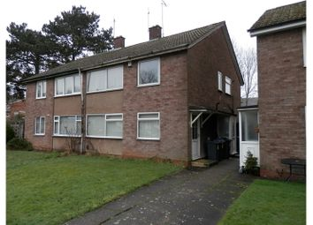 2 bed maisonette for sale in Lomaine Drive, Kings Norton, Birmingham B30