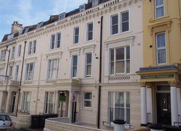 Thumbnail 2 bedroom flat for sale in Medina Terrace, West Hill Road, St. Leonards-On-Sea