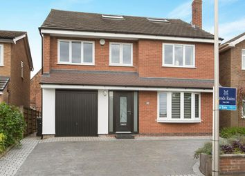 Thumbnail 4 bed detached house for sale in Chapel Close, Comberbach, Northwich