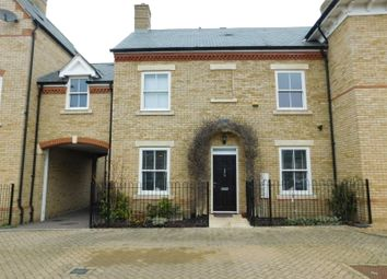Thumbnail 4 bedroom semi-detached house to rent in Nickleby Way, Fairfield Park, Hitchin, Hertfordshire