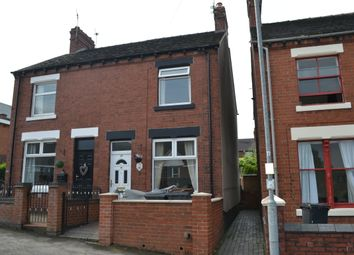 Thumbnail 2 bed semi-detached house for sale in Chapel Street, Bignall End, Stoke-On-Trent