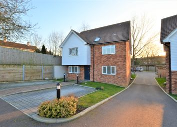Thumbnail 1 bed flat to rent in Linford End, Harlow