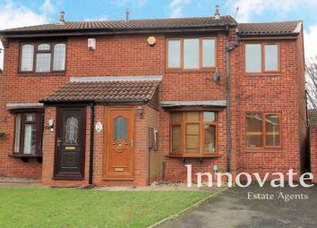 Thumbnail 4 bed semi-detached house for sale in Garratt Close, Oldbury