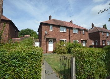 Thumbnail 2 bed semi-detached house for sale in Ravenscroft Road, Wistaston, Crewe