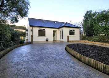 Thumbnail 2 bedroom detached bungalow for sale in Carwinion Lane, Mawnan Smith, Falmouth