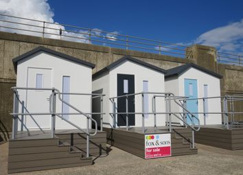 Thumbnail 1 bed mobile/park home for sale in Bonningstedt Promenade, Marine Parade, Seaford