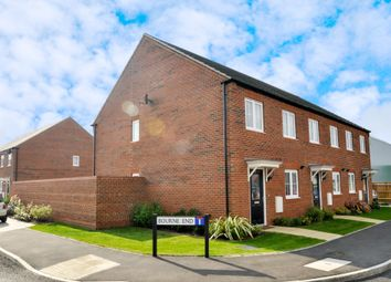 Thumbnail 3 bed semi-detached house for sale in Broad Way, Upper Heyford, Bicester