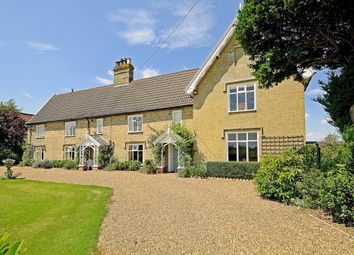 Thumbnail 6 bed detached house for sale in All Saints South Elmham, Halesworth