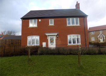 Thumbnail 4 bed detached house for sale in Paddock Drive, Smalley, Ilkeston, Derbyshire