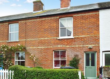 Thumbnail 2 bed terraced house to rent in Salcombe Road, Newbury, Berkshire
