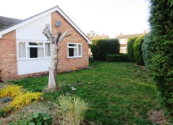 Thumbnail 2 bedroom bungalow to rent in Abbey Road, Witney