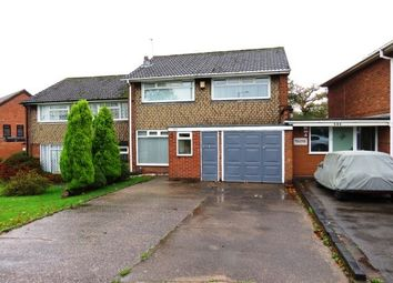 Thumbnail 3 bed property to rent in Redditch Road, Birmingham