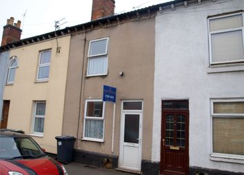 Thumbnail 2 bed terraced house for sale in Waterloo Street, Burton-On-Trent, Staffordshire