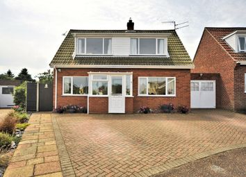 Thumbnail 4 bedroom detached bungalow for sale in Russell Close, Wells-Next-The-Sea