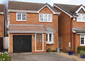 Thumbnail 3 bed detached house for sale in Weyhill Gardens, Weyhill, Andover