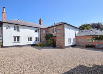 Thumbnail 4 bed detached house for sale in The Cross, Ebbesbourne Wake, Salisbury