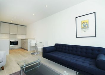 Thumbnail 1 bed flat to rent in Tennyson Apartments, Saffron Central Square, Croydon