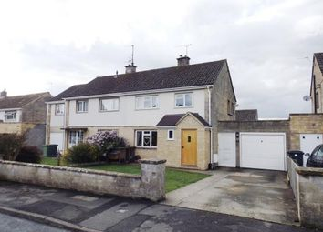 Thumbnail 3 bedroom semi-detached house for sale in Cherry Orchard Road, Tetbury, Gloucestershire