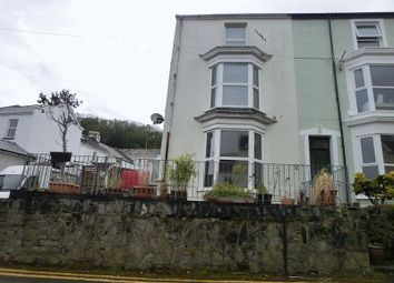 Thumbnail 5 bedroom terraced house to rent in Upper Church Park, Mumbles, Swansea