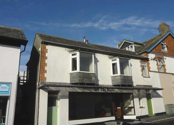 Thumbnail 2 bed flat to rent in Queen Street, Bude, Cornwall